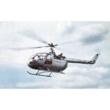 EUROCOPTER BO 105 Series (RR Corp 250) - Cat. B1.3 Praktischer Teil
